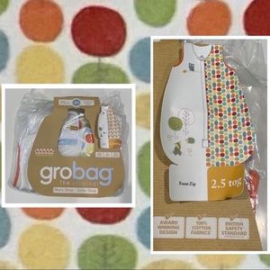 Grobag sleeping bag 2.5TOG 18-36 months unisex NEW